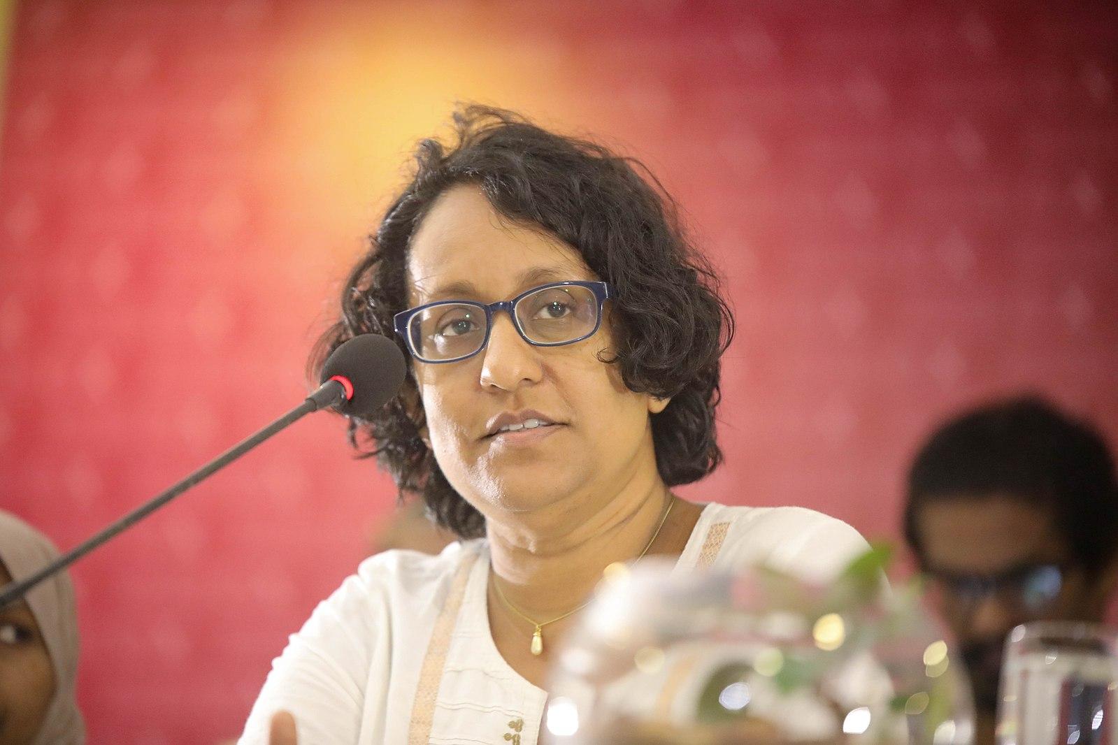 Dr. Harini Amarasuriya