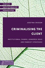 Criminalising the Client - publication cover image