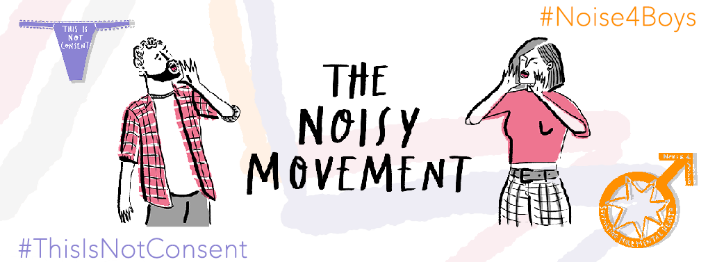 The Noisy Movement